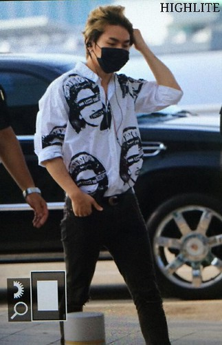 Big Bang - Incheon Airport - 07aug2015 - High Lite - 03