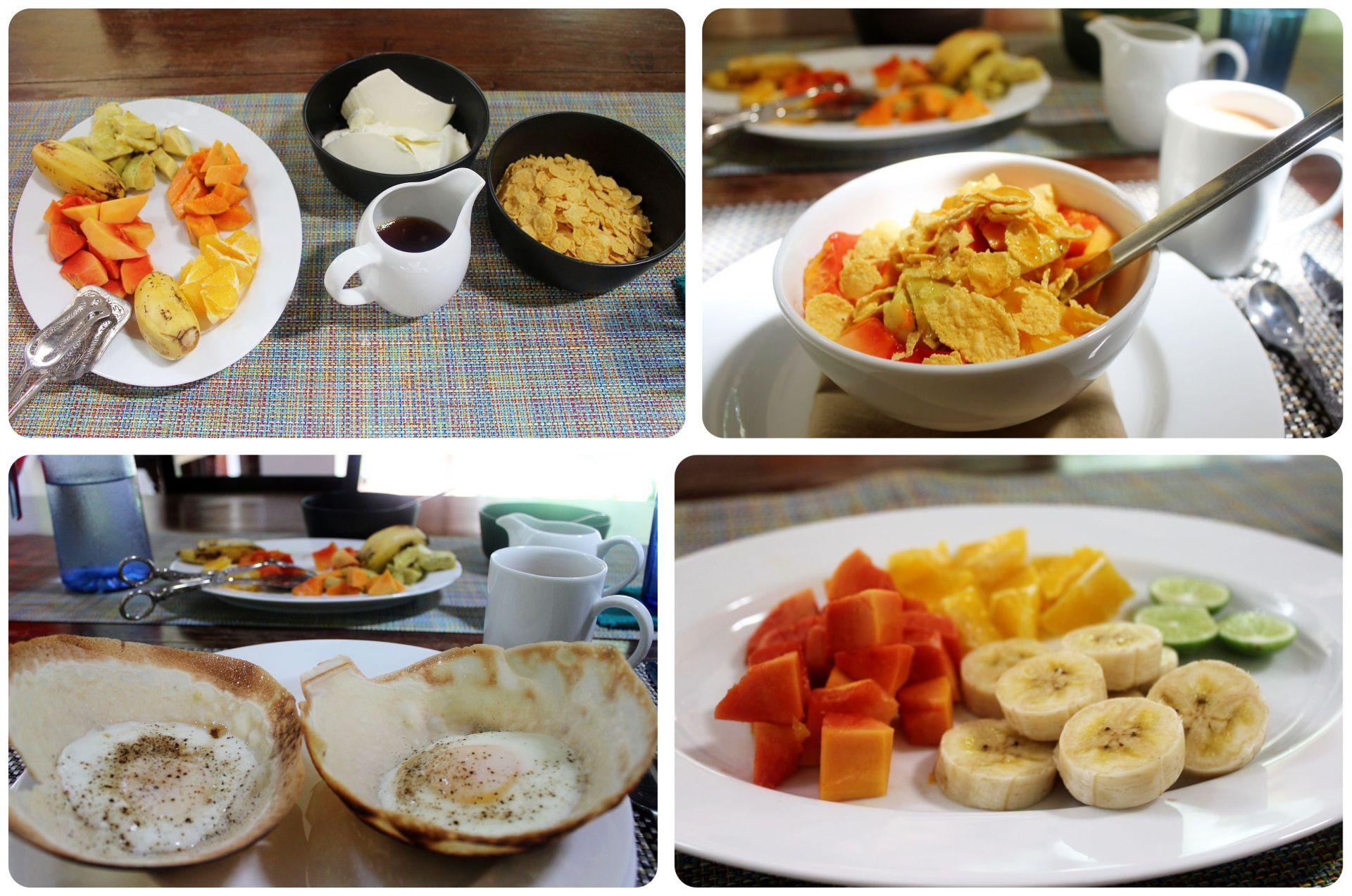Villa Templeberg Breakfast