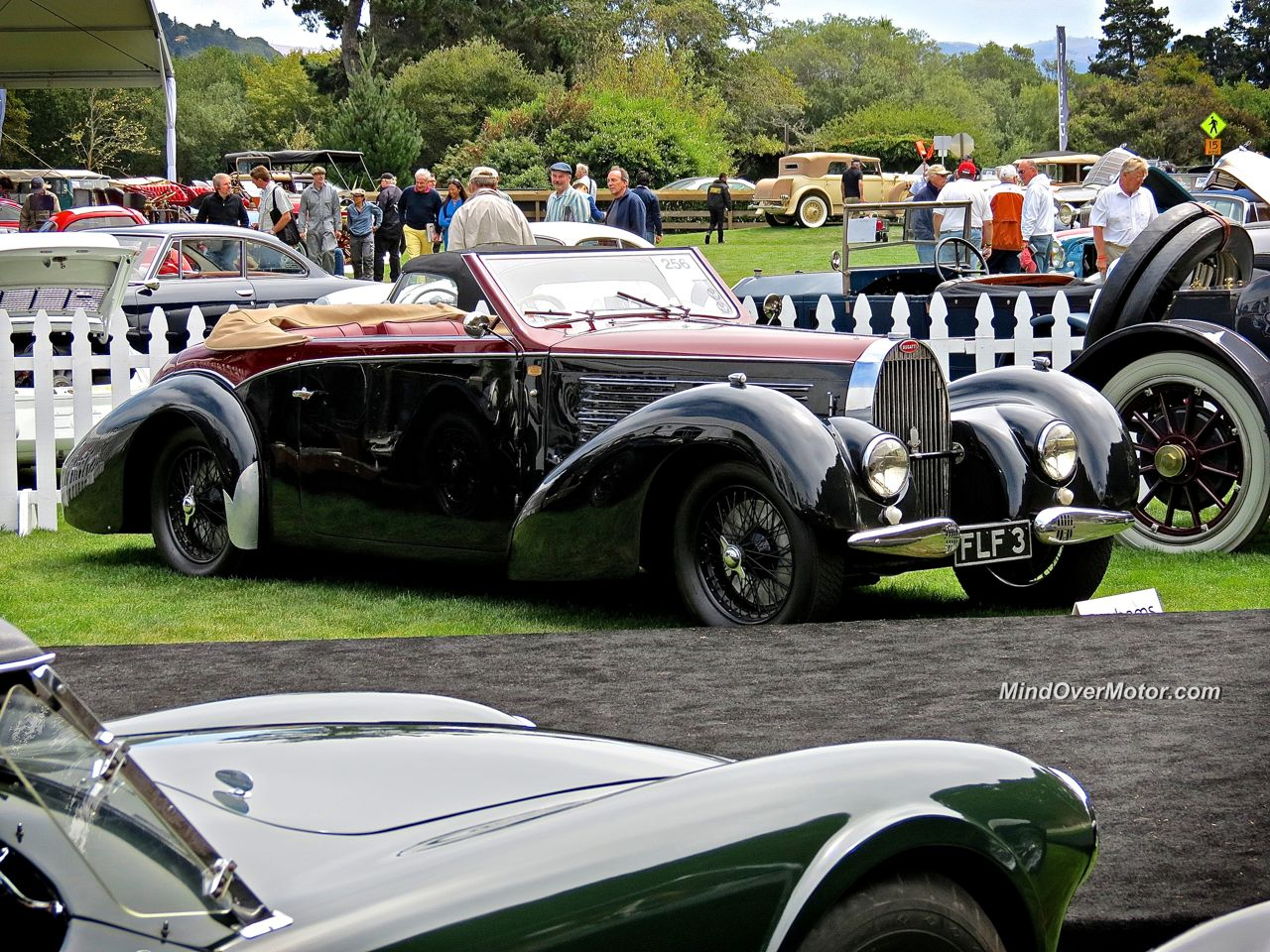 1938 Bugatti Type 57 Stelvio at Bonhams Auction
