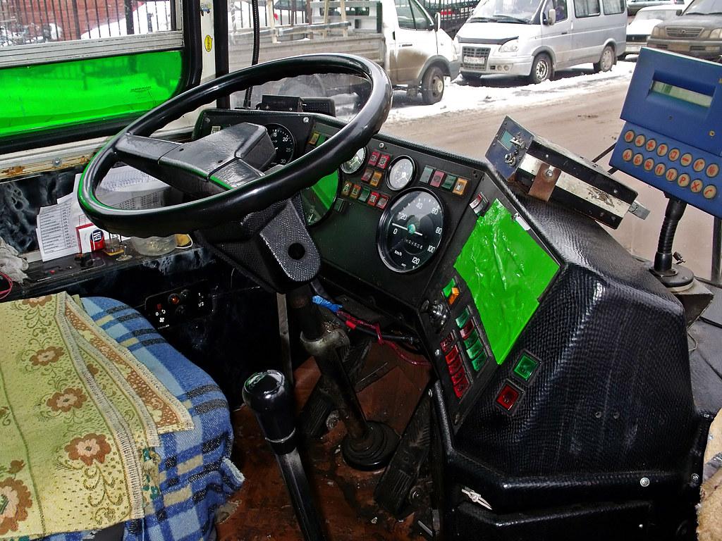 кабина Икарус-280