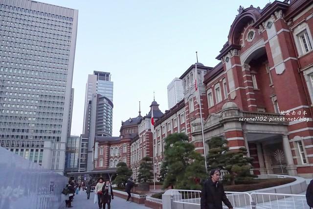 20150212入境-東京-米澤-04東京車站-1250793