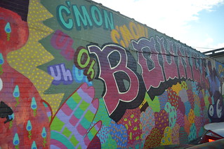 111 The Bounce Mural