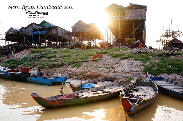 Siem Reap, Cambodia Day 4 - Tonle Sap Lake 03