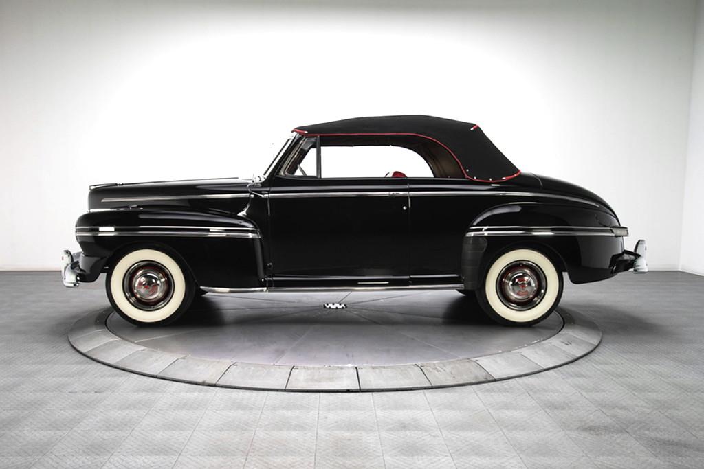 46002_C Mercury 239CI Flathead V8 3SPD CV_Black