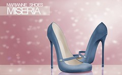 [Miseria] Marianne Shoes