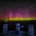 Aurora Borealis - Northern Ireland by Gareth Wray - 9 Million Views - Thank You