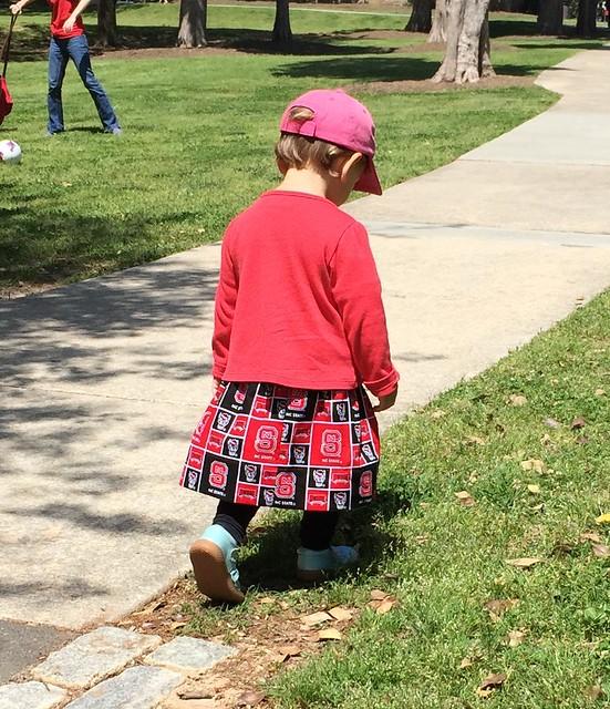 NC State Skirt