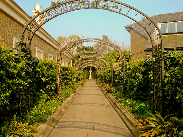 Entrance to the secret garden