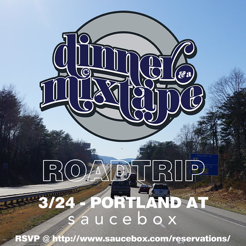 Dinner & A Mixtape PDX