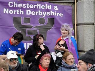 Anti-Fascism Rally - 1