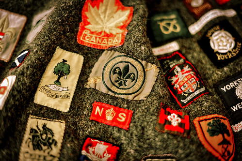 Scout Camp blanket 2