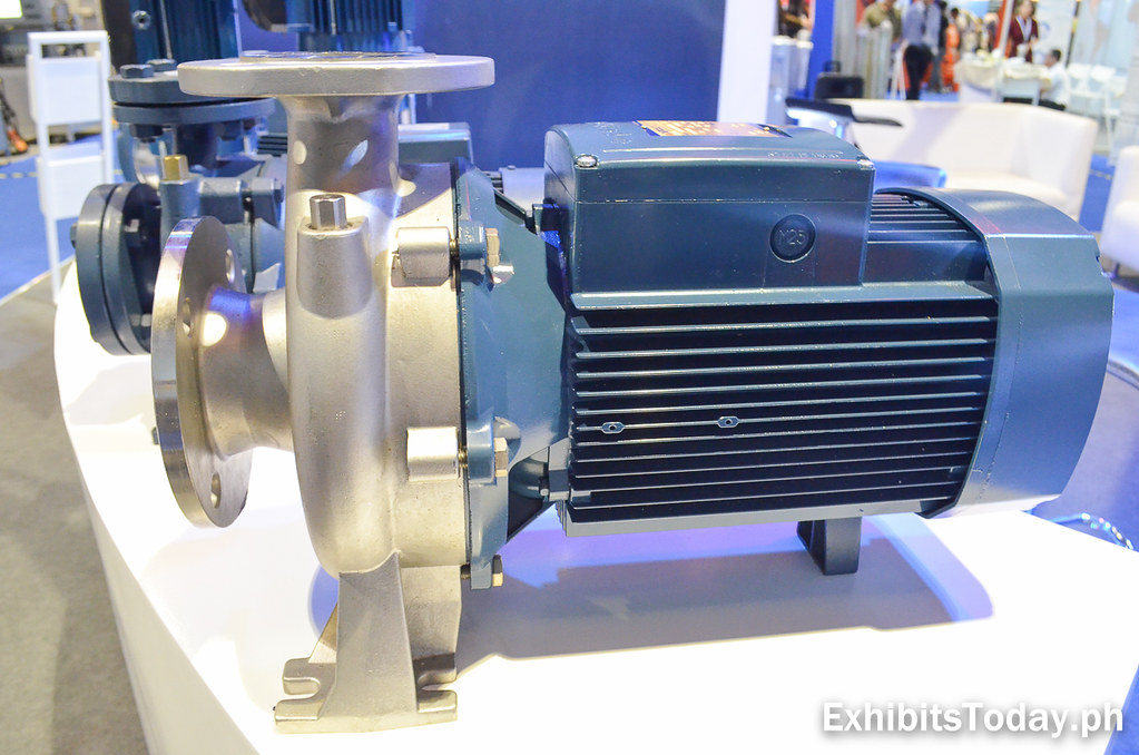 F Pump Series DIN 24255