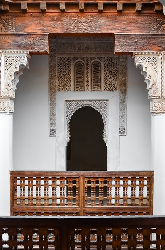 Ben Youssef Madrasa, Marrakech