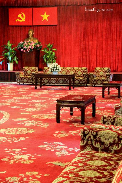 Reunification Palace Ho Chi Minh