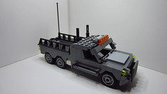 DP-57 6x6 Utility Vehicle