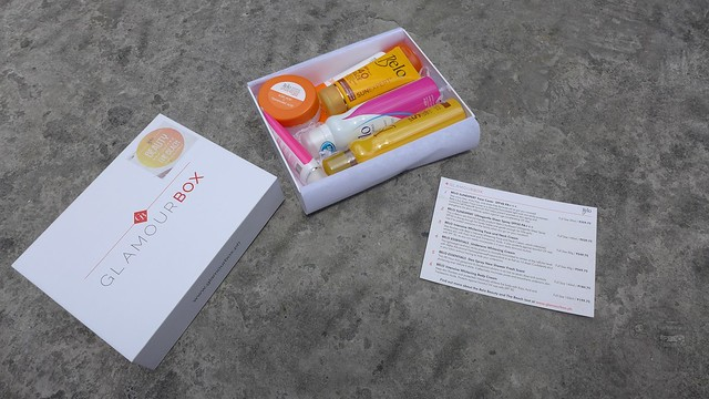 special edition belo glamourbox
