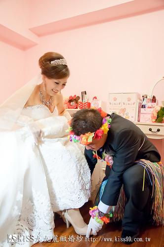 【高雄婚禮攝影推薦】婚禮婚宴全記錄:kiss99婚紗公司,網友都推薦的結婚幸福推手! (7)
