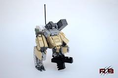 """Grudge"" Ultra-Heavy Class Combat Harsuit"