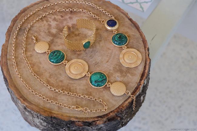 parfois gold jewelry 2015