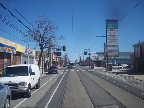 Woodland Av & 61st St