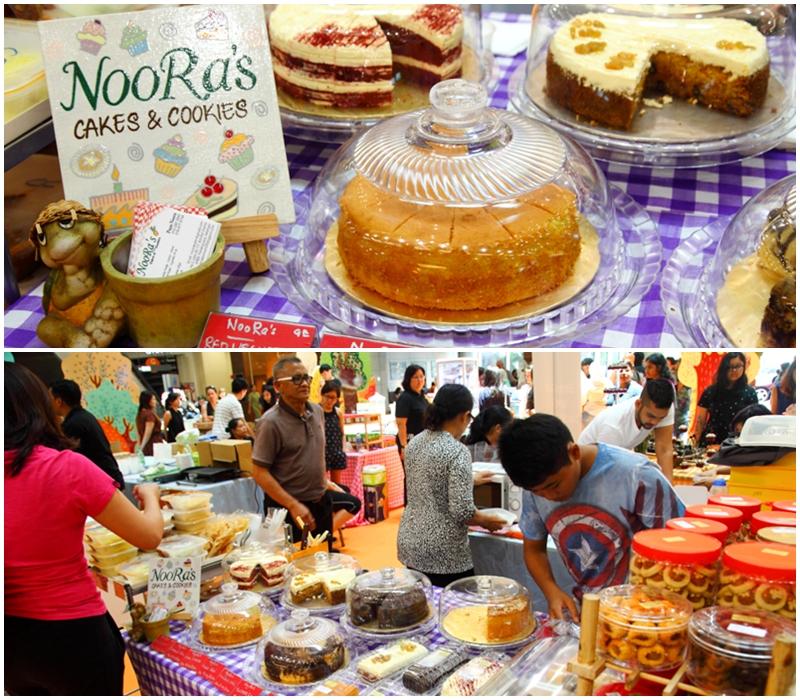 Noora's Cakes & Cookies