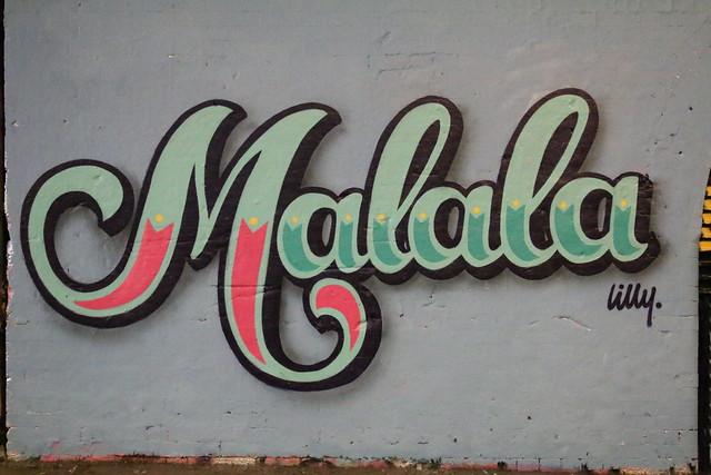 Header of Malala