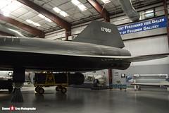 61-7951 - 2002 - USAF - Lockheed SR-71A Blackbird - Pima Air and Space Museum, Tucson, Arizona - 141226 - Steven Gray - IMG_9174
