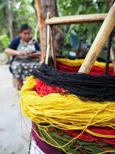 1 Weaving Oaxaca ©S&Y 2014