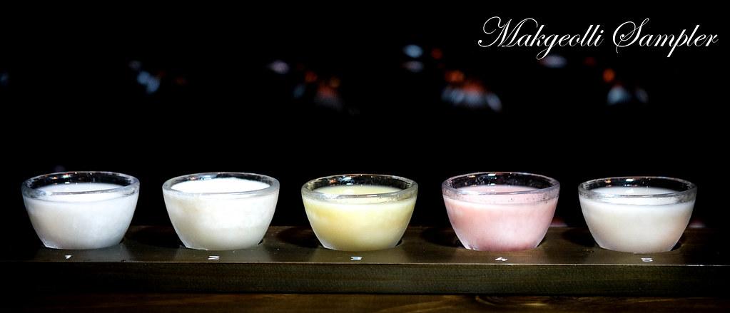 Joo Bar: Joo's Makgeolli