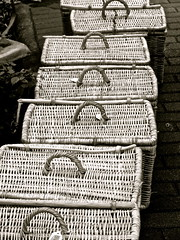 Baskets for Sale, Ramsgate.