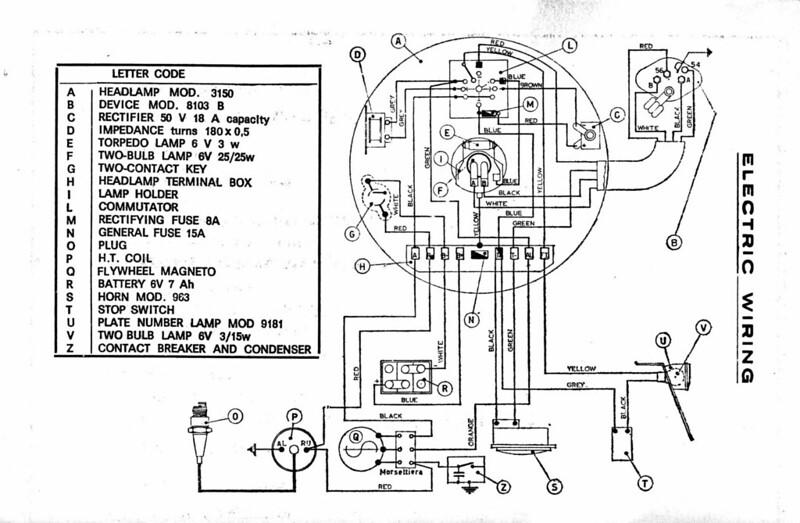 Schema Elettrico In Inglese : Schema elettrico in inglese il circuito frigo come