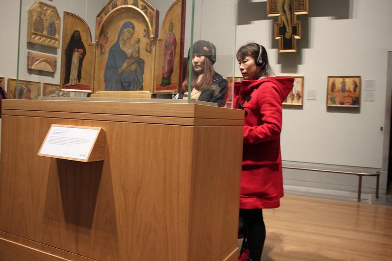17度C遊倫敦-國家藝術博物館 (20)