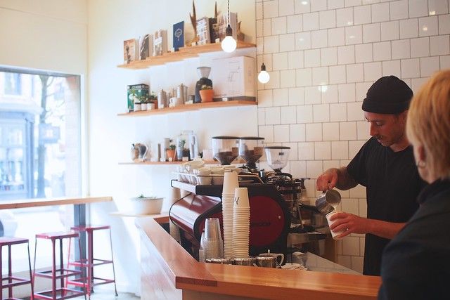 Matchstick Coffee Roasters | Vancouver Chinatown