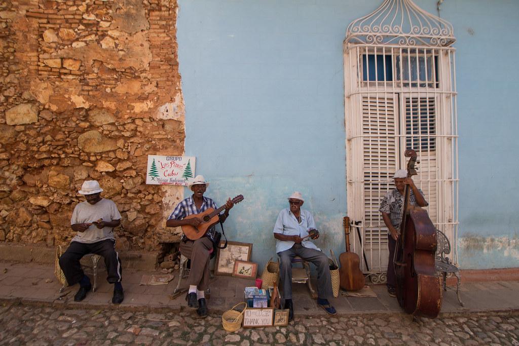 Trinidad, Kuuba