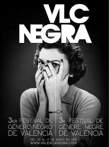 Cartell festival VLC Negra 2015