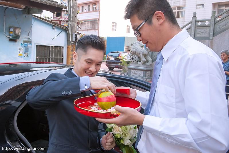 台中婚攝@台中新天地崇德店_045立群&儀婷 訂結婚喜宴