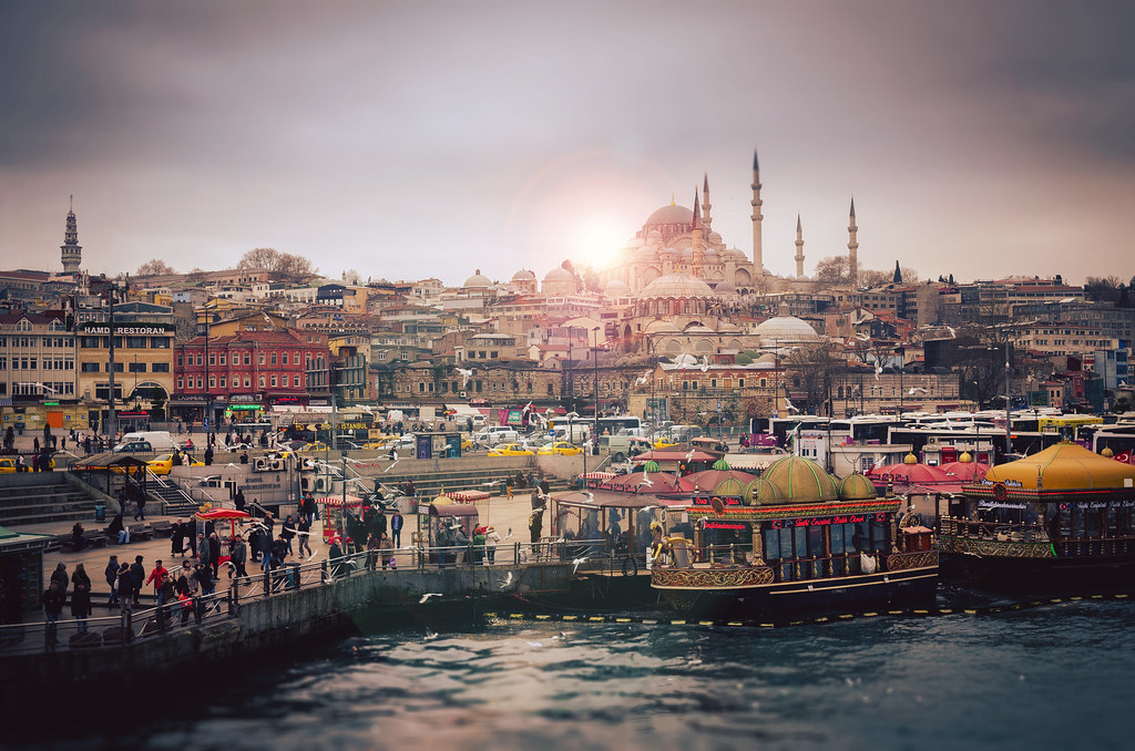 Busy Istanbul