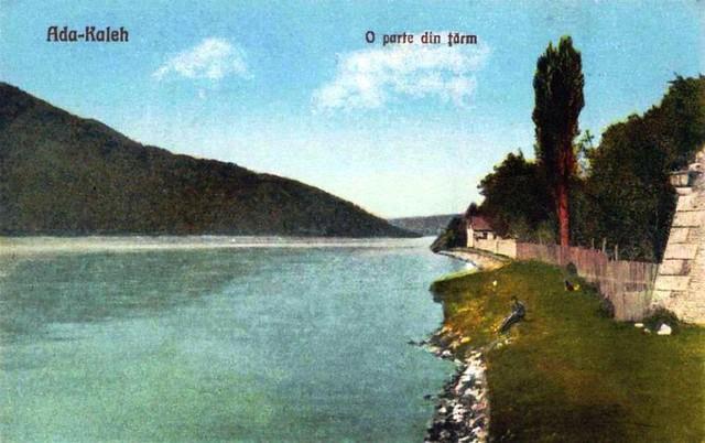 Ada-Kaleh 1917