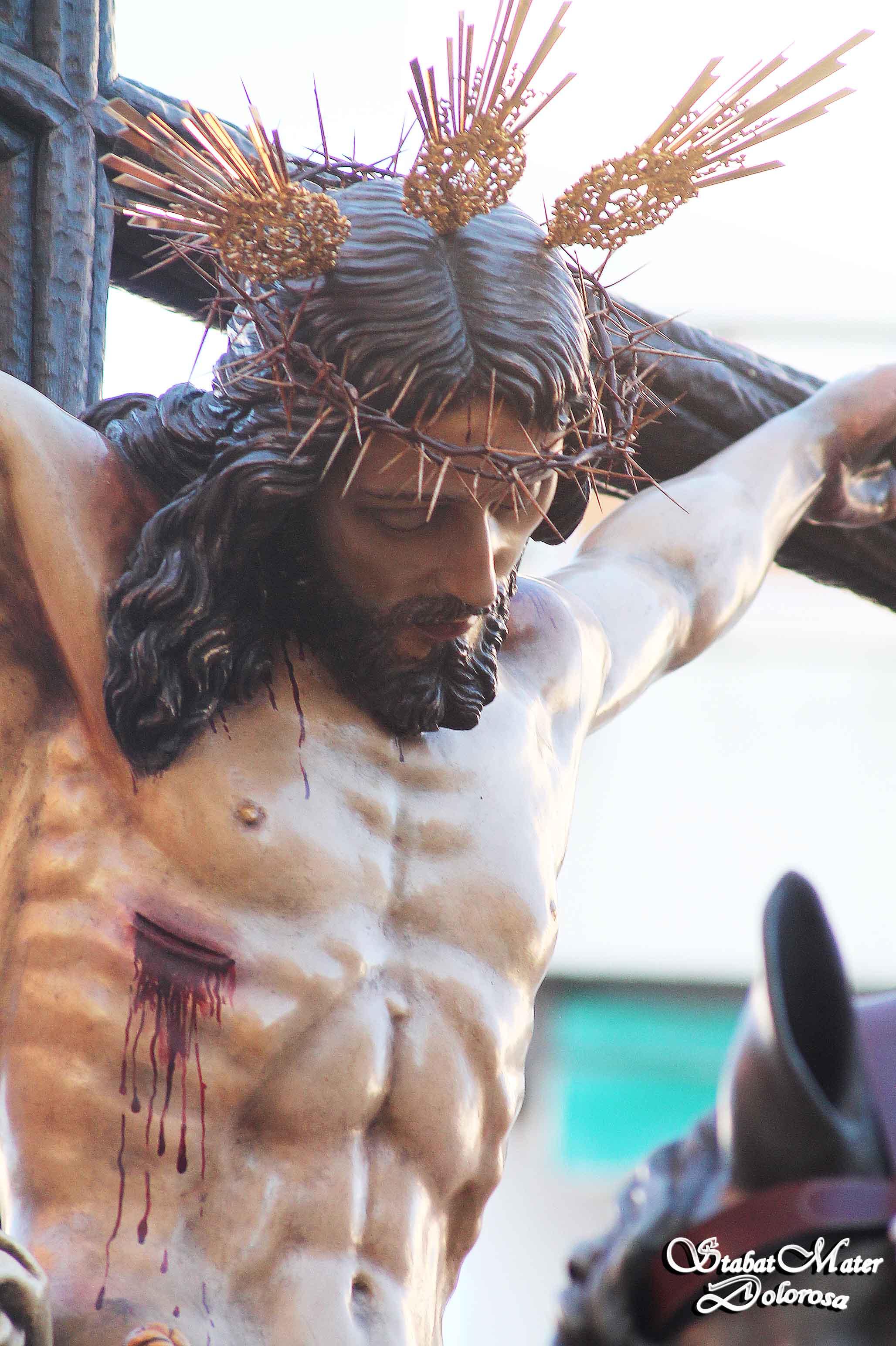 Stmo. Cristo de la Sagrada Lanzada, Huelva