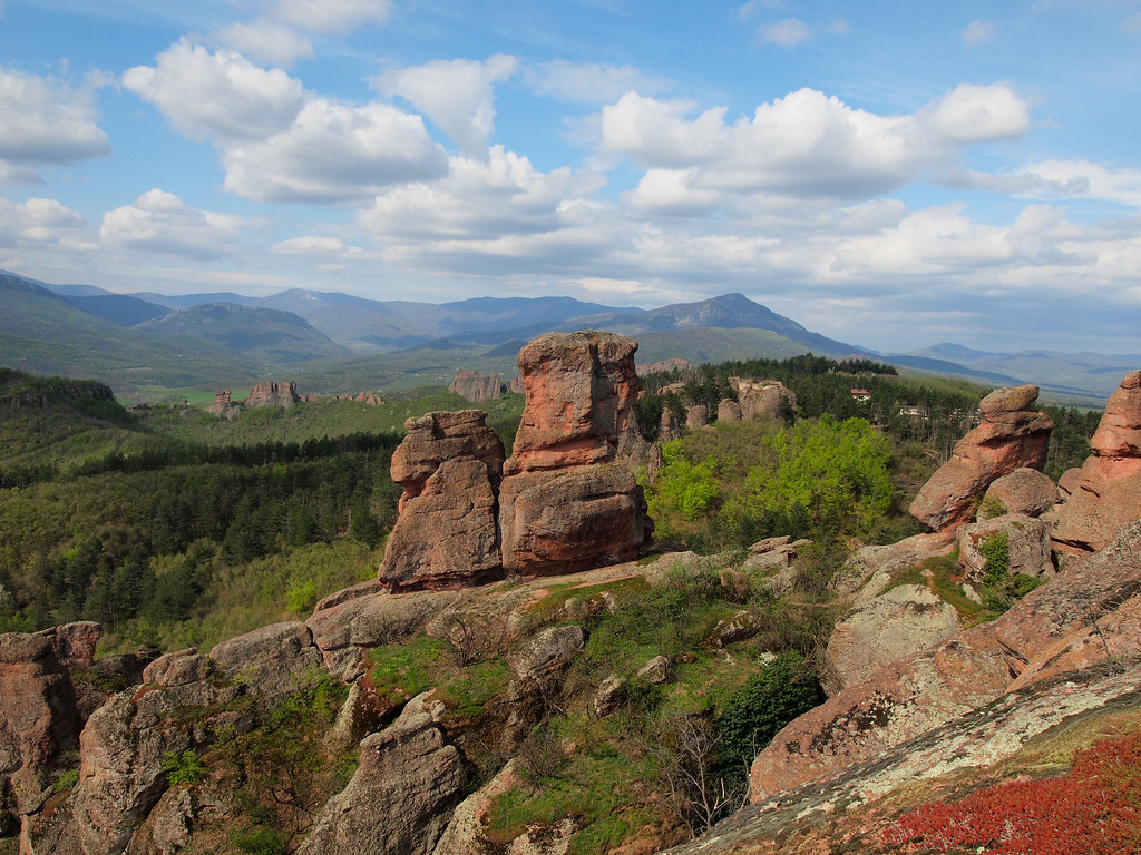 Belogradchik Fortress, Bulgaria
