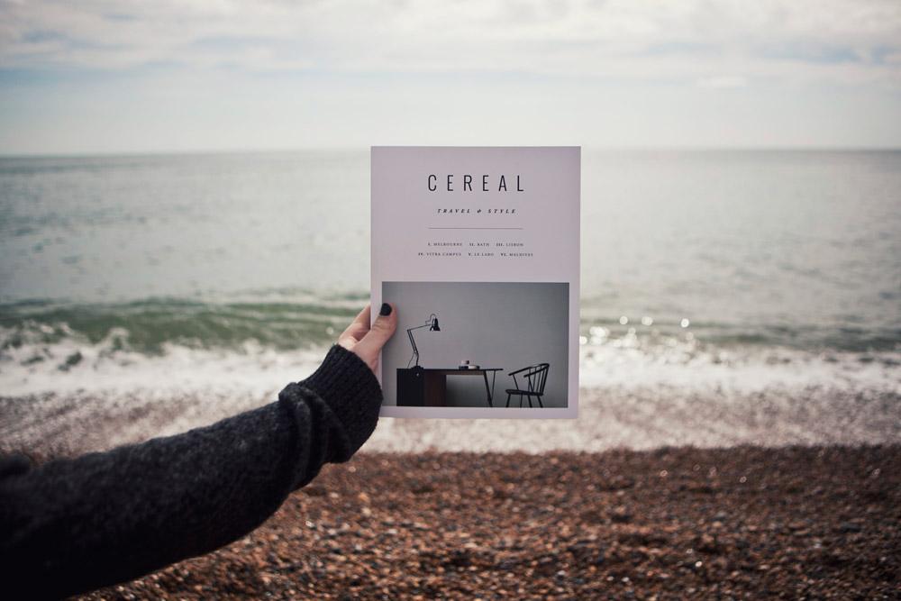 Publishing: Cereal Magazine