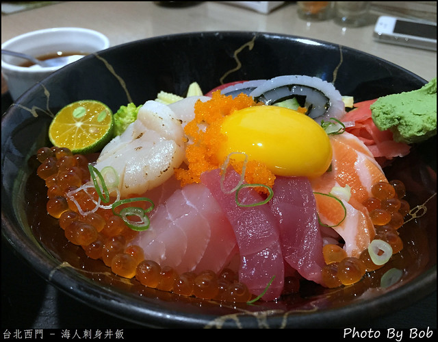 台北西門-海人刺身06