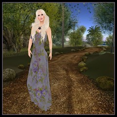 Join Hands for Nepal - Purple Maxi Dress & Vestige Now Versace #1 (fr)