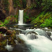 toketee falls by heinrick oldhauser