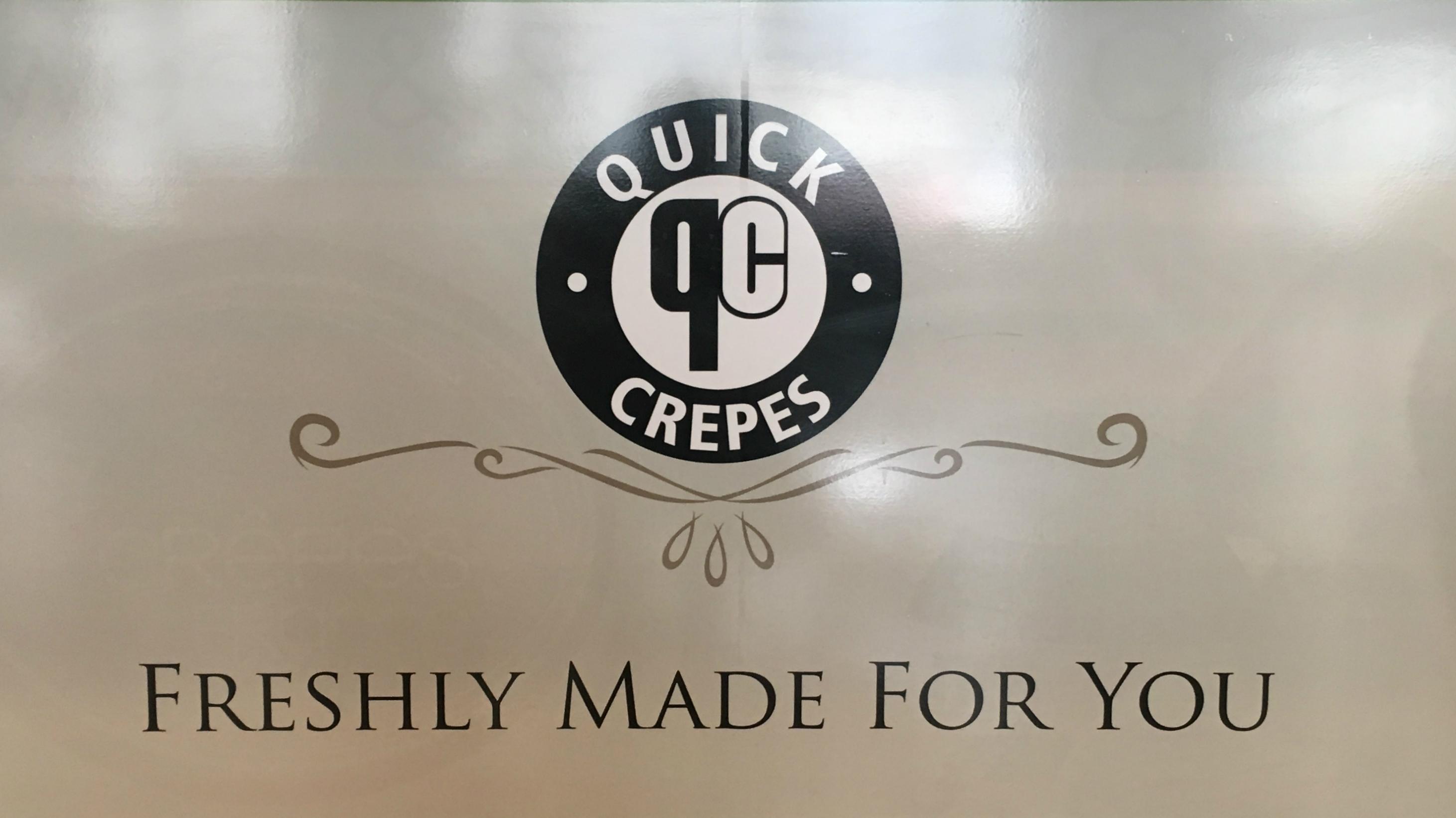 Quick Crêpes logo