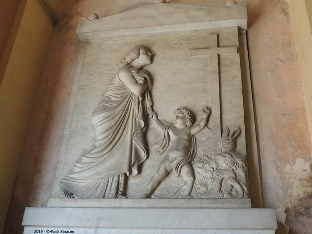 Bologna Certosa Monumentale