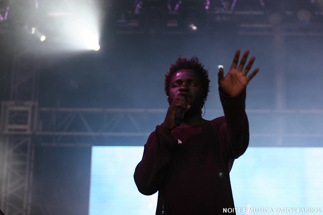 Kwabs - Super Bock Super Rock '16