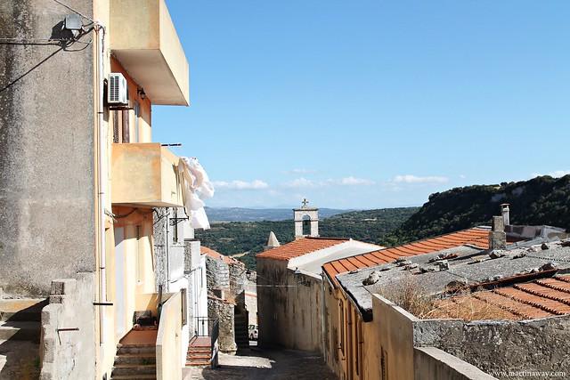Sedini, Nord Sardegna