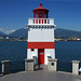 the sunny side of the lighthouse by leuntje