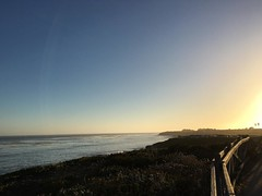 I love a California sunset #santacruz #sunset #ocean #yffoto #nofilter #sooc #california #tilinsiders